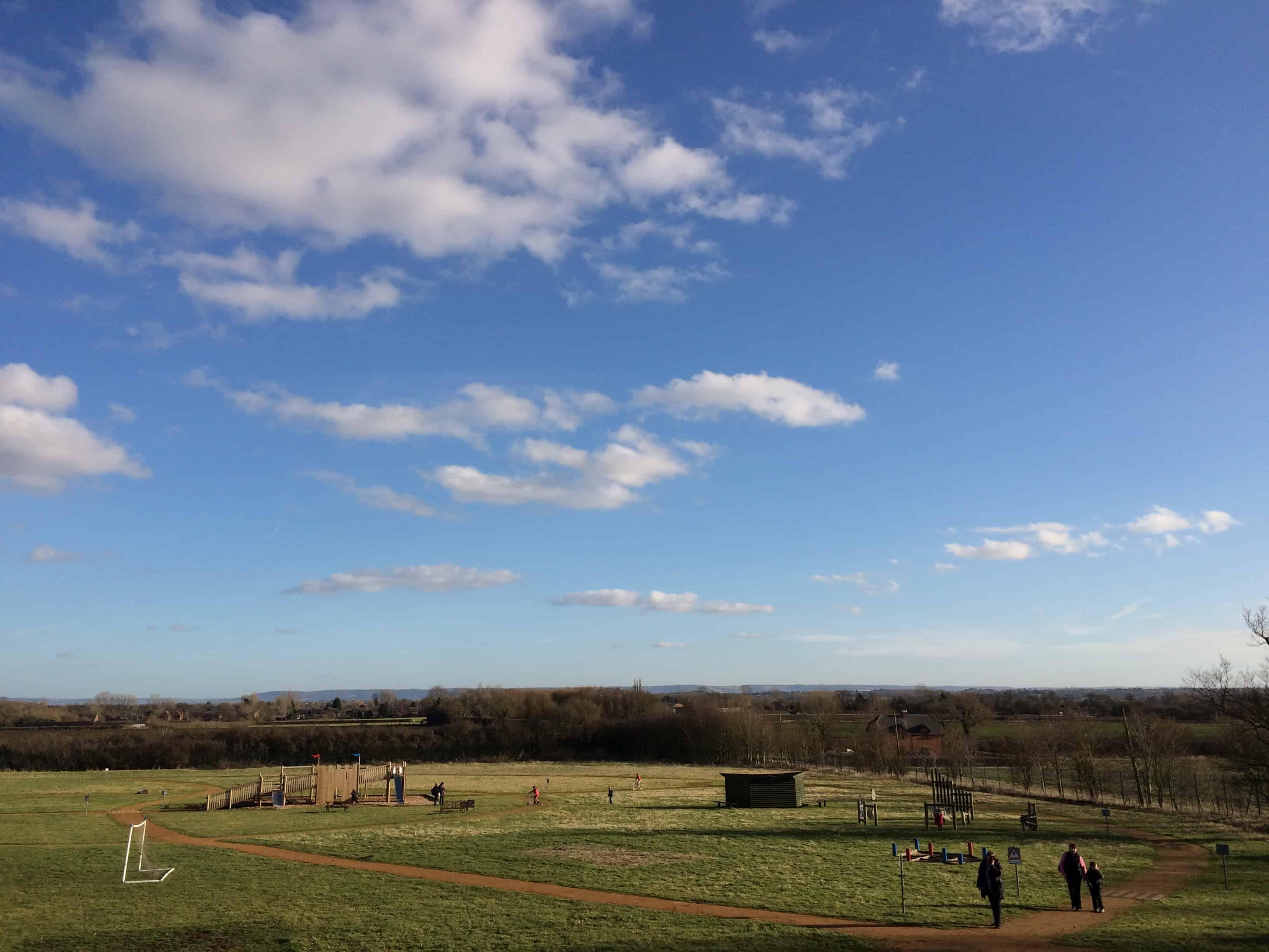 Thomley Field