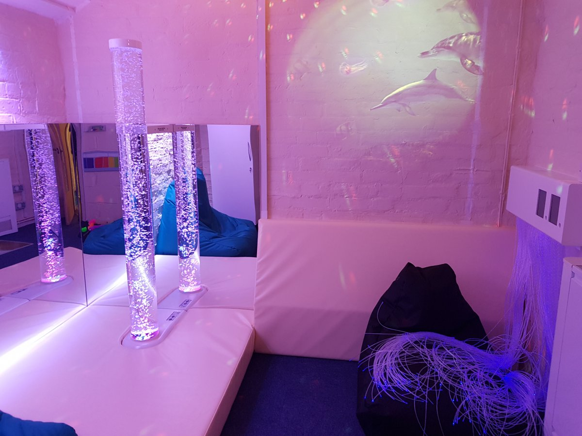 Sensory Rooms Thomley