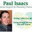 Paul Isaacs – 'Living Through The Haze', Friday 19th October