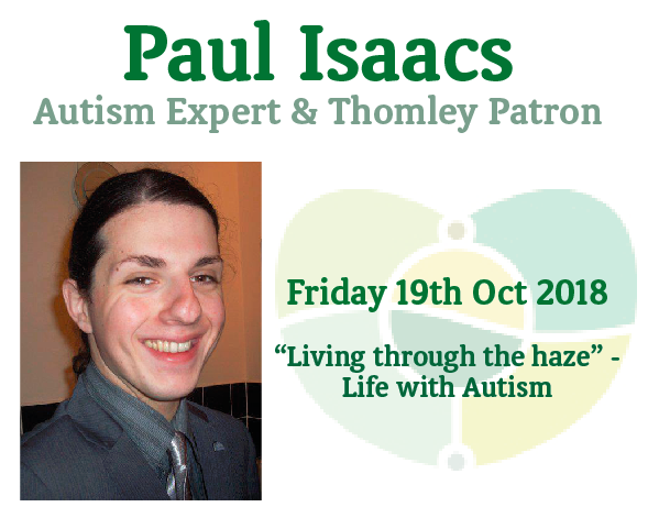 Paul Isaacs – 'Living Through The Haze', Friday 19th October