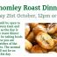 Disability Friendly Roast Dinner Sunday!