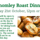 Disability Friendly Roast Dinner Sunday!