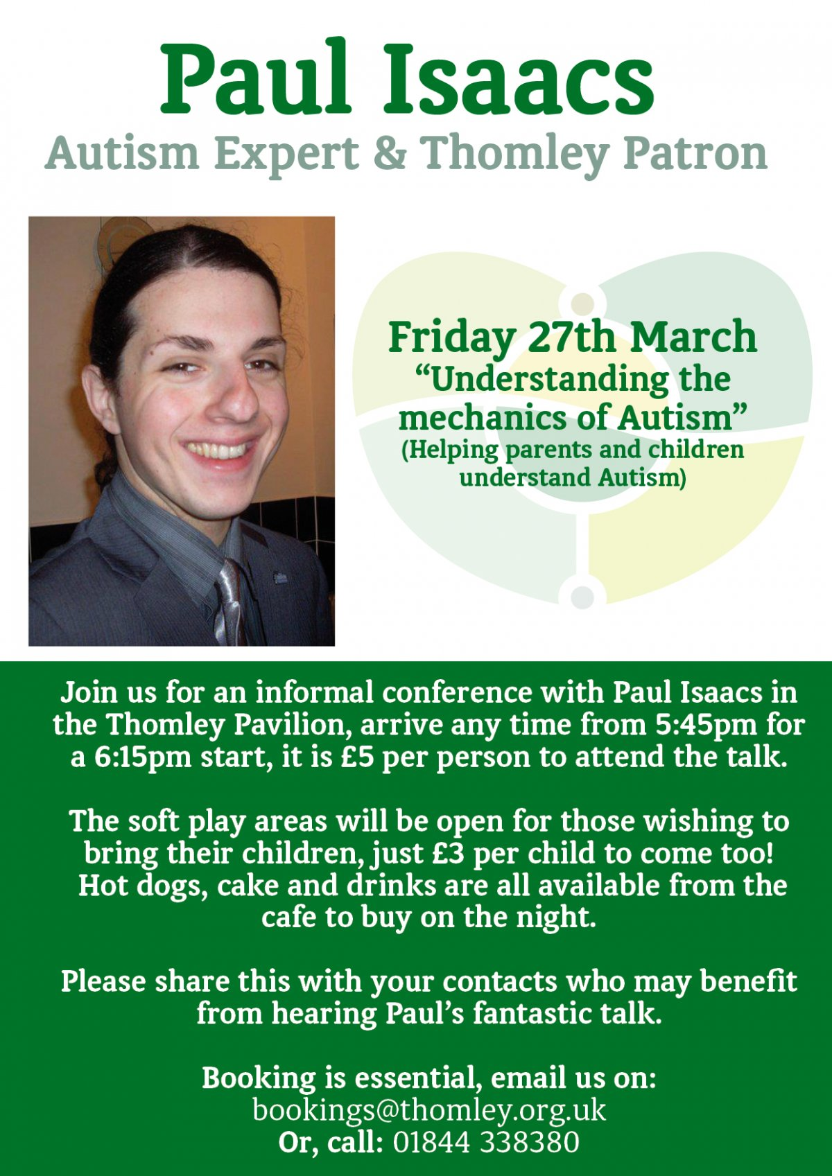 "Paul Isaacs ""The Mechanics Of Autism"""
