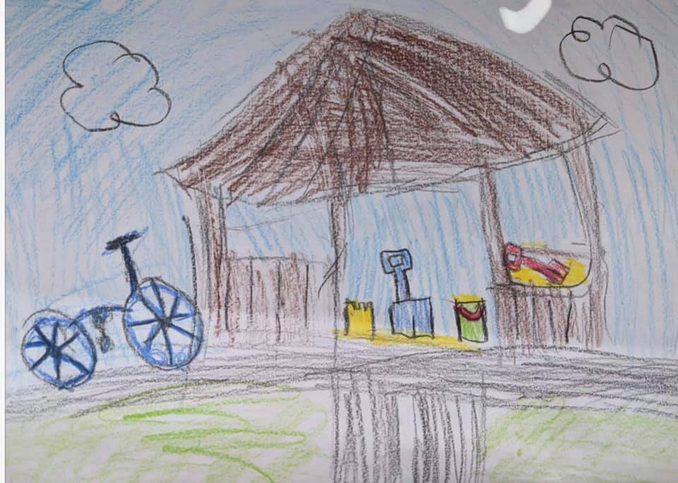 WINNER Of Our Art Competition…