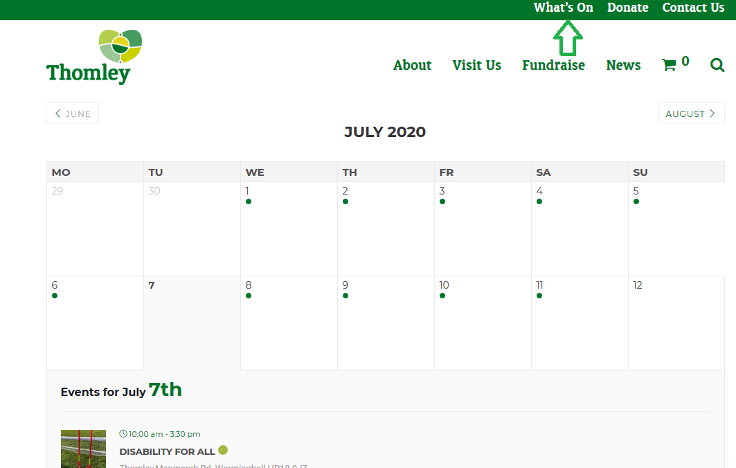 New Online Calendar And Booking Form…