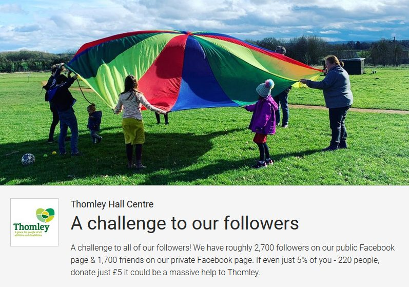 A Challenge To Our Online Followers!