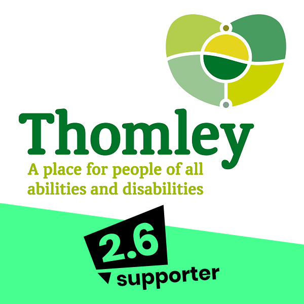 Take The 2.6 Challenge For Thomley…