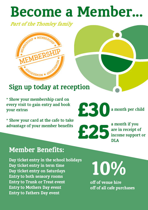 New Membership Package Launched…
