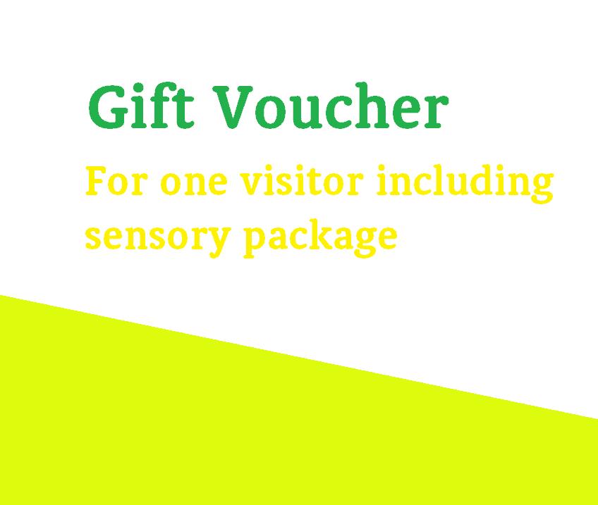 Gift Voucher Sensory