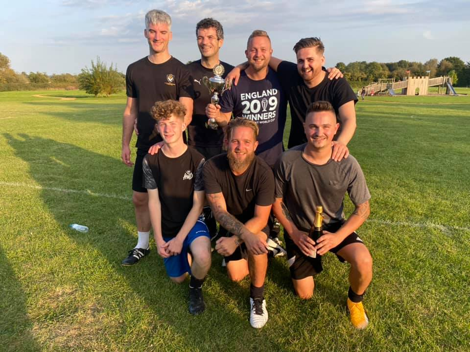 Tedcenzo FC Win Thomley's First Football Tournament…