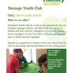 Youth Club Poster