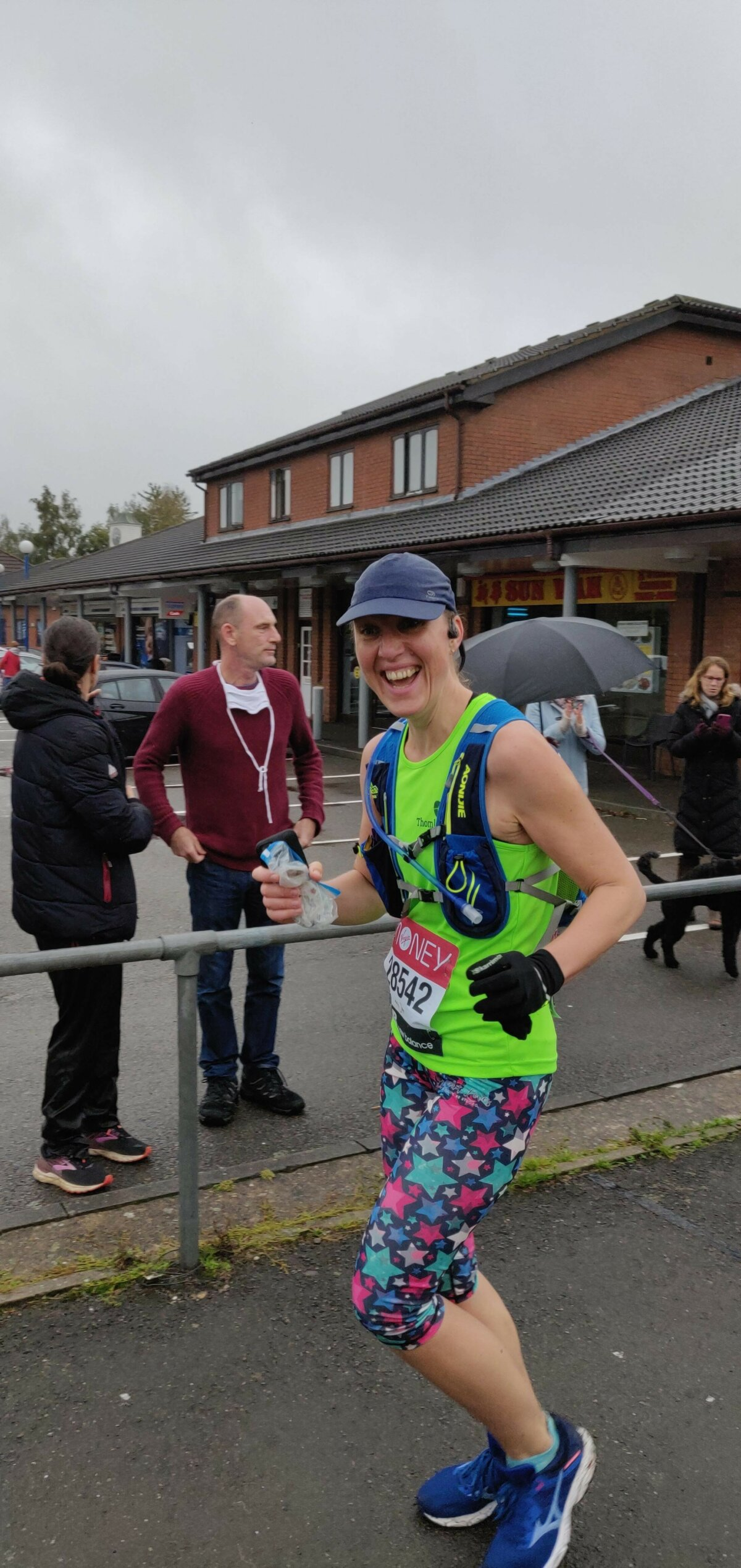 Claire Completes The Virtual London Marathon For Thomley…