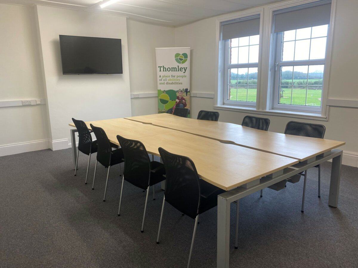 Thomley Meeting Room Available To Hire…