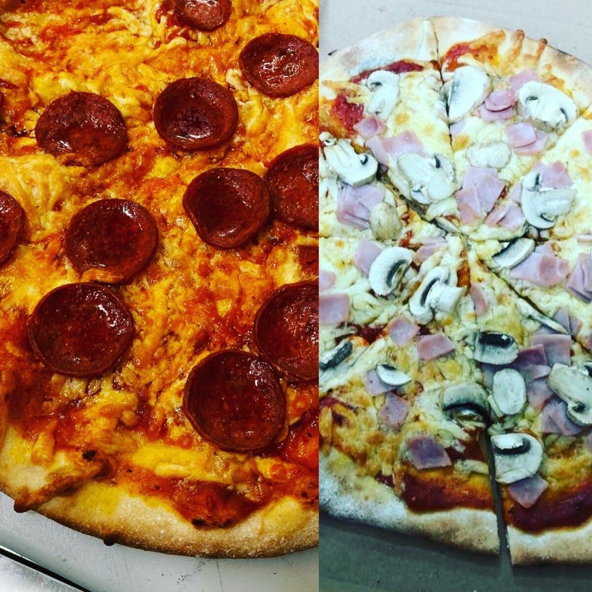 Pizza Night – Round Two! Support Charity By Getting A Take Away…