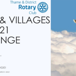 Rotary Club Of Thame & District Support Thomley…