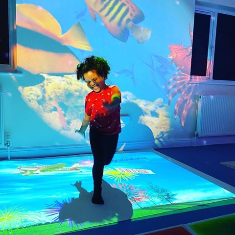 Two Sensory Rooms
