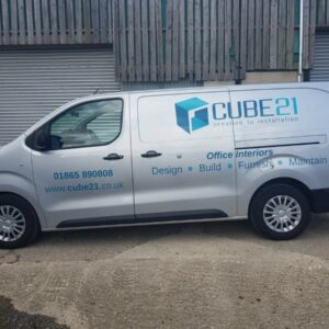 A Massive Thank You, To Cube 21…