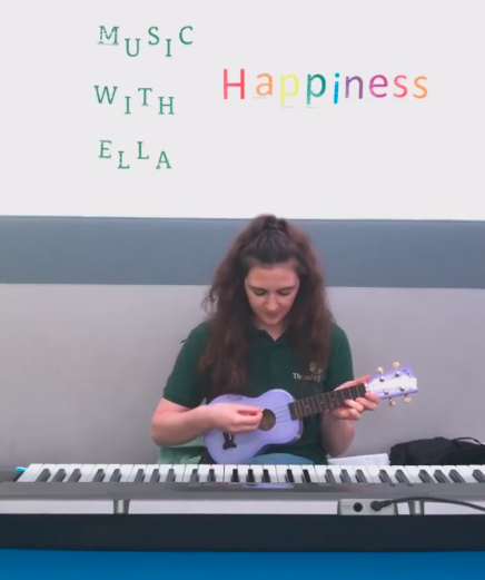 Music With Ella – February Sessions…