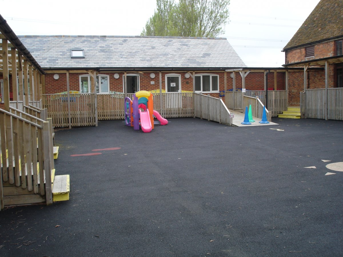 A Refreshed Playground…