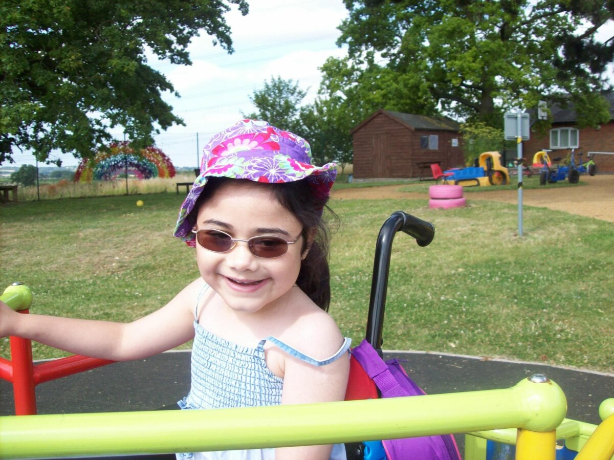 Thank You To The Pudaruth Family, Helping To Make Camping Accessible…