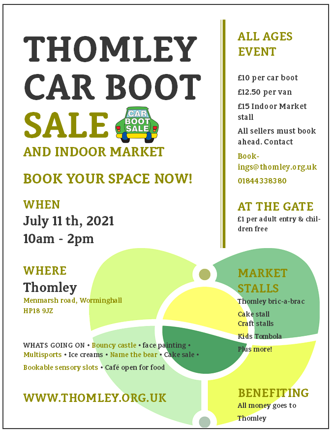 Our First Carboot!