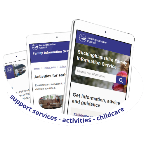 The New Family Information Service Website – Support For You…