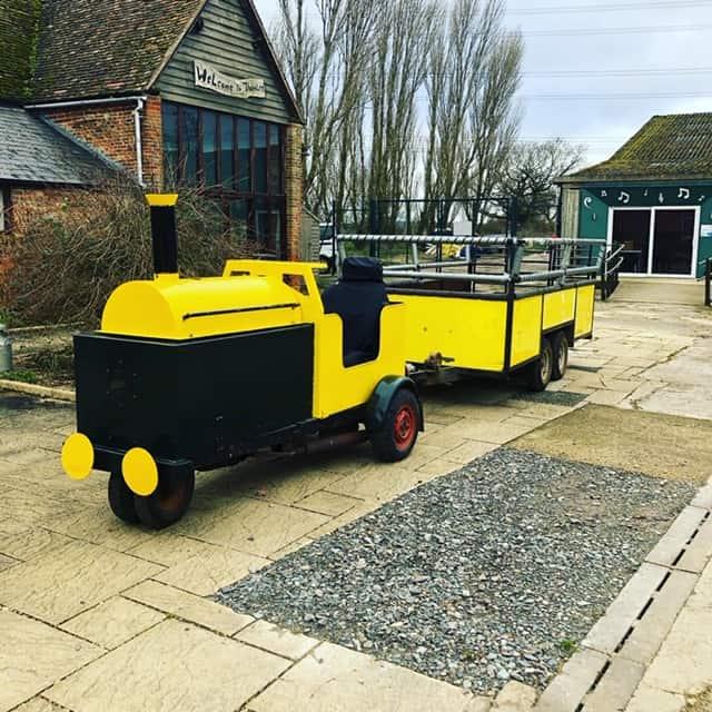 Lionel the land train