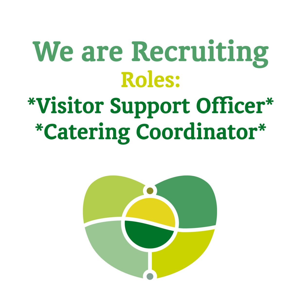 Join Our Team…